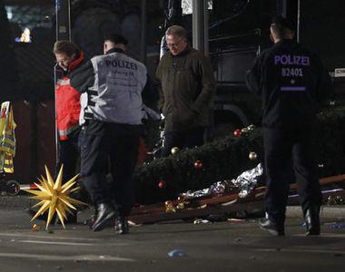 Anchetatorii au un nou suspect in cazul atacului sangeros de la Targul de Craciun de la...