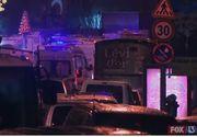 Atac armat intr-un club celebru din Istanbul. Teroristul era imbracat in Mos Craciun. 39 de persoane au murit, 70 de oameni au fost raniti