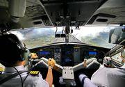 Un pilot canadian a fost arestat in cabina de pilotaj cu o alcoolemie de trei ori peste limita legala