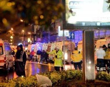 Statul Islamic a revendicat atacul armat care a avut loc in noaptea dintre ani in...