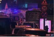 Opt persoane arestate in legatura cu atacul armat din clubul de noapte de la Istanbul, dar nu si suspectul