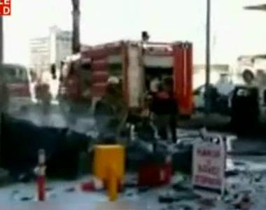 Un nou atac cu bomba in Turcia, in orasul Izmir. Doi teroristi au fost omorati intr-un...