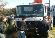 Atac terorist la Ierusalim. Un camion a intrat din plin multime. Bilant: 4 morti si 15 raniti
