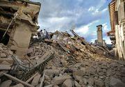 Un seism cu magnitudinea 5,4 s-a produs in centrul Italiei