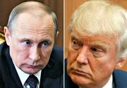 Trump a discutat sambata cu Putin. Presedintele american i-a mai sunat si pe Angela Merkel si Francois Hollande