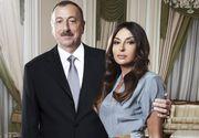 Presedintele azer si-a numit sotia prim-vicepresedinte al tarii