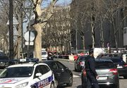 Explozie la sediul FMI din Paris