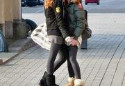 Doua tinere nu au fost lasate sa se imbarce la bordul unui avion pentru ca purtau colanti