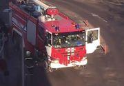 Un mort si patru raniti, dupa ce o masina de pompieri a intrat intr-un grup de oameni in apropiere de Aeroportul International Domodedovo
