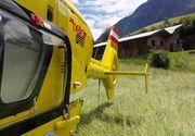 Cinci persoane au murit in nordul Tarii Galilor, dupa ce un elicopter s-a prabusit