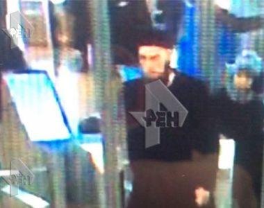 Primele imagini cu unul dintre presupusii teroristi de la metroul din Sankt Petersburg