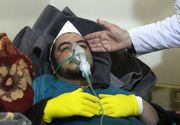 Atacul chimic din provincia Idleb, din nord-vestul Siriei, a provocat moartea a peste 100 de persoane