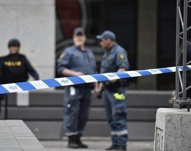 Un cetatean roman se afla printre ranitii in atacul de la Stockholm, informeaza MAE