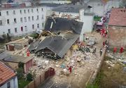 Trei persoane au murit si patru au fost ranite dupa ce o casa s-a prabusit peste locatari, in Polonia