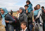 Patruzeci si patru de migranti, printre care si copii de trei ani, opriti la frontiera cu Serbia cand incercau sa intre ilegal in Romania