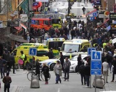 Peste 20.000 de persoane manifesteaza la Stockholm impotriva terorismului