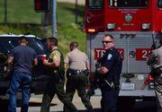 Trei persoane au murit in urma atacului armat de la o scoala primara din San Bernardino