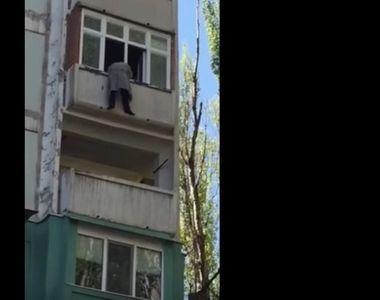 Un politician din Republica Moldova a vrut sa se arunce de la etajul 6 ca sa scape de DNA