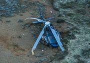 Un elicopter militar s-a prabusit in mare - La bordul aparatului de zbor se aflau cinci persoane