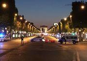 Cel de-al doilea suspect cautat pentru atacul de pe Champs Elysees s-a predat autoritatilor belgiene