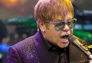 Elton John, transportat de urgenta la spital. Cantaretul a contractat o bacterie care poate fi letala