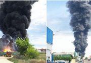 Explozie puternica la o fabrica din Madrid. O romanca de 22 de ani, printre cei 30 de raniti
