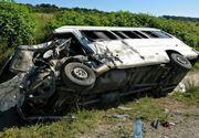 Cel putin 29 de copii au murit intr-un accident de microbuz scolar