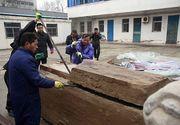 Descoperire uluitoare a muncitorilor chinezi. Ce au gasit intr-o cutie ingropata la sase metri sub pamant