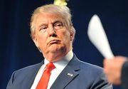 Presedintele Trump l-a demis pe directorul FBI, James Comey