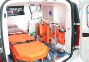 Un paramedic s-a transportat singur cu ambulanta la spital dupa ce a suferit un atac de cord