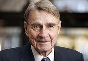 Fostul presedinte finlandez Mauno Koivisto a murit la varsta de 93 de ani