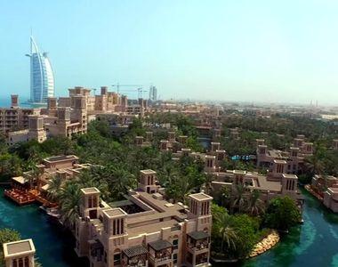 Dubai vrea sa construiasca un complex turistic de 1,7 miliarde de dolari pe doua insule...