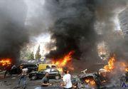 Cel putin 80 de morti si peste 350 de raniti in atacul cu masina-capcana, din apropierea Ambasadei Germaniei la Kabul