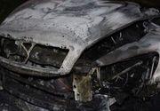 Un barbat de 30 de ani din Arges, gasit carbonizat intr-o masina. Si-a explicat gestul cumplit intr-un bilet de adio