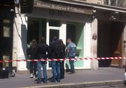 Focuri de arma auzite in Paris, dupa ce un suspect a atacat cu un ciocan un politist de la Notre-Dame