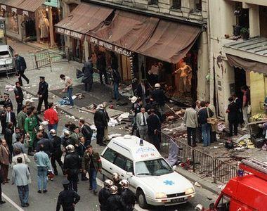 O bomba artizanala a explodat intr-un restaurant din Paris - 12 persoane au fost ranite...