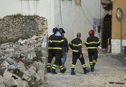 """""""Suntem obisnuiti cu seismele, dar acum am crezut ca o sa murim"""". Cel putin 10 oameni au fost raniti si mai multe case s-au prabusit in urma cutremurului din Marea Egee"""