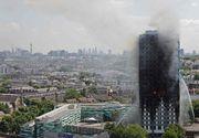 Cel putin 58 de persoane care se aflau in Grenfell Tower la izbucnirea incendiului sunt date disparute