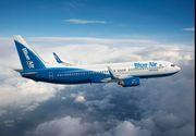 Aterizare de urgenta a unui avion Blue Air cu 135 de pasageri la bord, pe Aeroportul Henri Coanda din Bucuresti