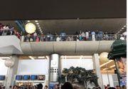 Alerta de securitate la Paris! Un terminal al Aeroportului Charles de Gaulle a fost evacuat