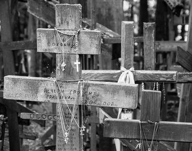 """Un cimitir in care au fost ingropati """"giganti"""" in urma cu 5.000 de ani a fost..."""
