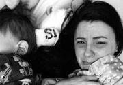 """Mama devastata dupa ce bebelusul ei a murit sufocat in patura lui preferata: """"Asa arata o mama distrusa"""""""