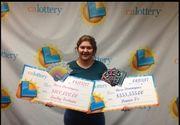 Mare noroc pe capul unei tinere din California care a castigat la loterie de doua ori intr-o saptamana!