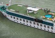 Austria: Aproape 200 de pasageri au fost evacuati, dupa ce un incendiu a izbucnit pe o nava pe Dunare