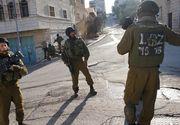 Cel putin 46 de persoane au fost ranite joi pe Esplanada Moscheilor in confruntari intre palestinieni si politie