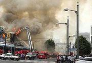 Incendiu la Tokyo, langa celebra piata de peste din Tsukiji