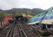 Doua trenuri cu pasageri s-au ciocnit frontal in Alexandria. 49 de oameni au murit