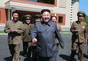 Kim Jong-un pune in asteptare proiectul nord-coreean de tir catre Guam si arunca mingea in terenul lui Trump