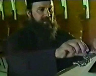 Sute de serpi au invadat o manastire, inainte de praznicul Adormirii Maicii Domnului....