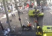 Facebook a activat o pagina speciala dupa atacul de la Barcelona. Mii de persoane postand deja mesaje prin care ofera cazare sau mancare